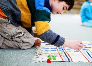 Montessori Math Work